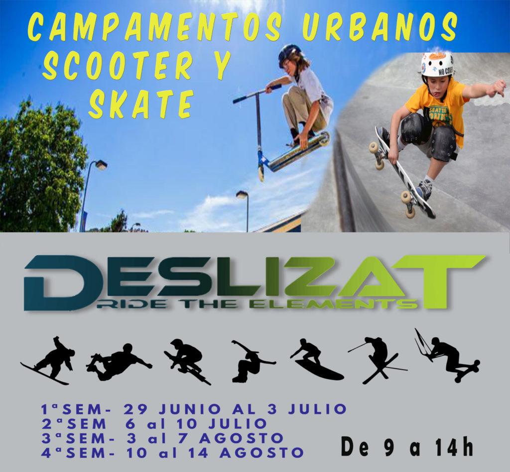 cartel camps verano 2020